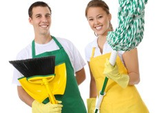 Local domestic cleaners